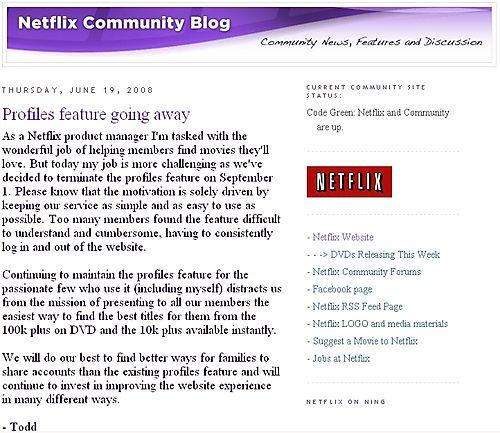 Todd's blog post